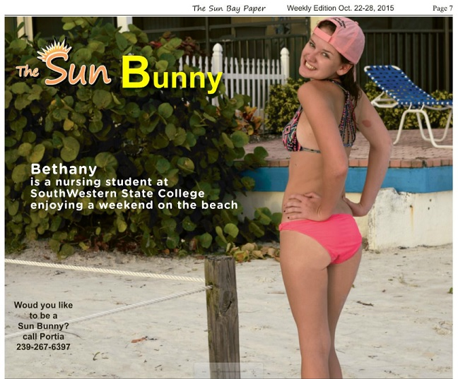bethany sunbunny issue 10.22.15