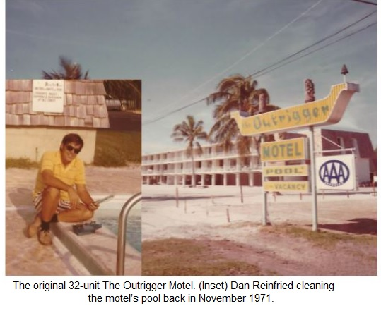 dan at outrigger motel