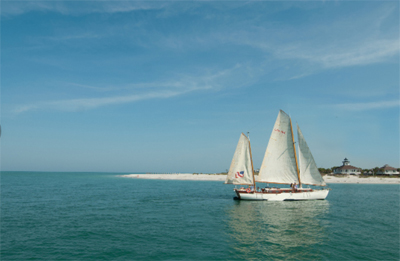 gulf of mexico sailboat