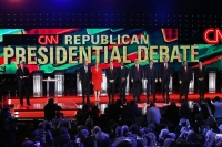 On Location at the Republican National Debate in Las Vegas