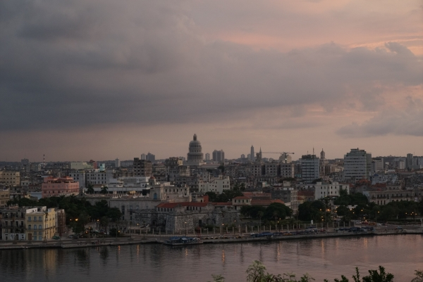 The old port of Havana is being transformed as the commercial port is moved to Mariel