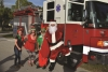 Santa Claus Comes to the Beach: Old Saint Nick and the Beach Kids Foundation Help Local Kids Celebrate Christmas