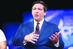 Governor DeSantis Asks Water Management District Board Members To Resign Over Florida Crystals Lease