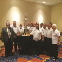 Fort Myers Shrine Center Takes First Place In Statewide Motorcycle Drill Team Competition