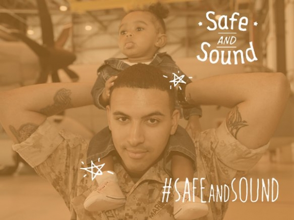 'Safe and Sound' Campaign, 150K Strong, Draws Attention to Child Neglect