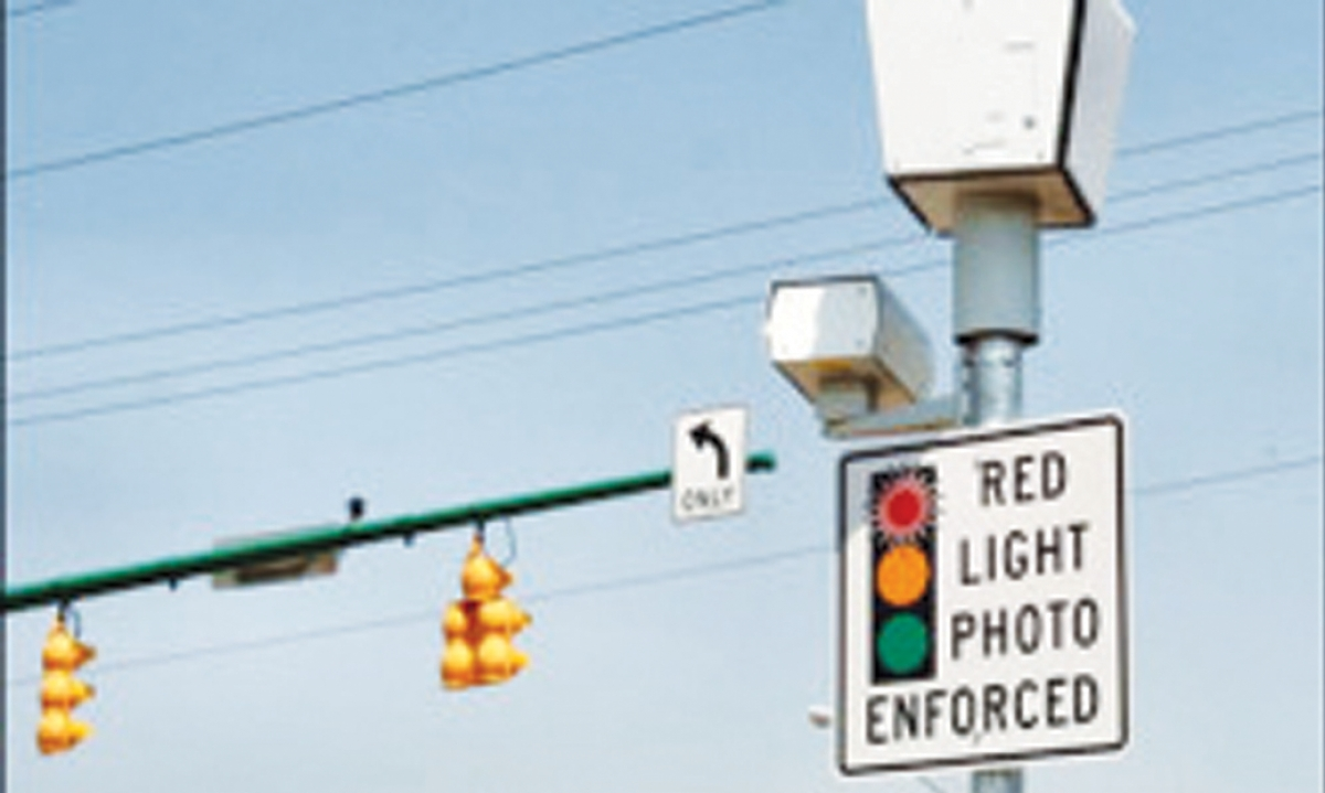 Red Light Camera Ticket? What It Will Cost Depends On Where You Got It