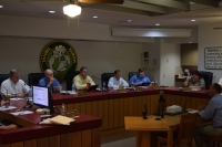 Sanibel Council gets an update on Beach Erosion from their Director of Natural Resources James Evans.