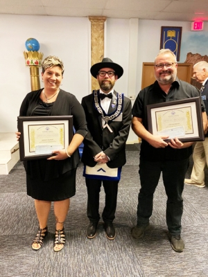 Local Teachers Recognized by Fort Myers Beach Masonic Lodge