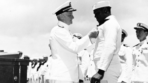 US Navy Aircraft  Carrier To Honor WWII Sailor Doris Miller
