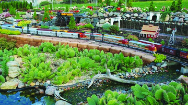 Garden Railroading