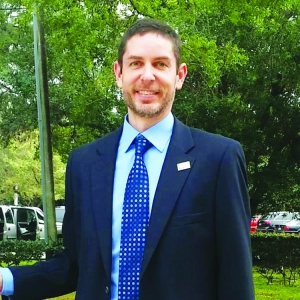 Sean Boyle, Executive Director of the Children's Services Council in St. Lucie County