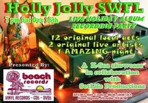 HOLLY JOLLY SWFL  Compilation Recording Jam!