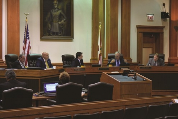Lee County Commissioners Set Final Budget