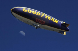 New Goodyear Blimp Bigger and Better