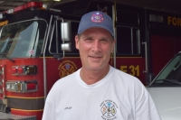 Captain David Reno, who has served with the Fort Myers Beach Fire Control District for 30 years, is set to retire in November.