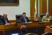 he Lee County Board of County Commissioners convened on August 4th to decide the county's property tax rate for next year.