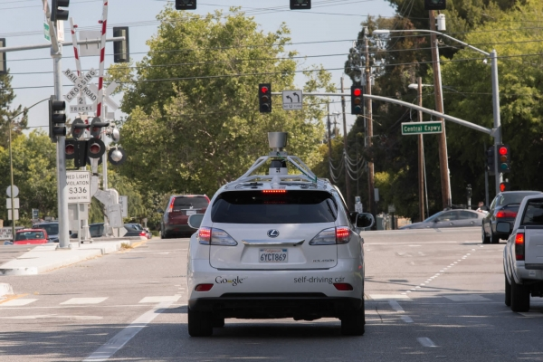 Can Detroit Beat Google to the Self-Driving Car? Inside GM's fight to get to the future first