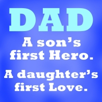 Happy Father's Day & The History Of