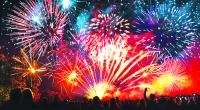"If you've ever been to the beach on New Years Eve, you will remember that the fireworks show by locals and visitors, before and after the 'Official Fireworks' is pretty impressive. So there will be probably be ""Unofficial"" fireworks on FMB"
