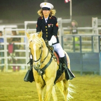 THE PATRIOT PAGE: Face of Defense: Riding Proud
