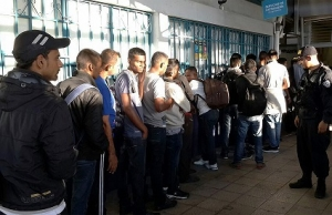"Last November, approximately 8,000 Cuban migrants were stranded in Costa Rica after Nicaragua closed its border and refused to let the islanders pass. According to the U.S. Ambassador, American taxpayers are footing the bill for their care until they are ""resettled"" in the U.S."