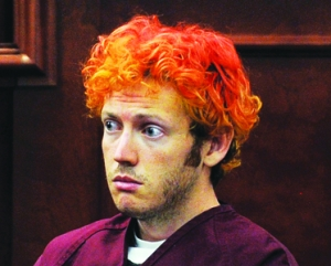 While shooters like James Holmes in Aurora, Colorado had history of mental illness, only about 4 percent of all violence in the US is attributed to serious mental illness.
