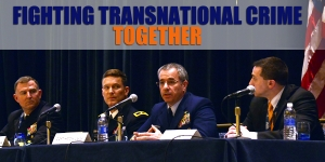 Partners join forces to take on transnational organized crime