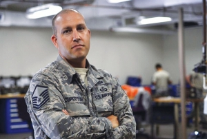 Airman Perseveres to Compete in Ultramarathons