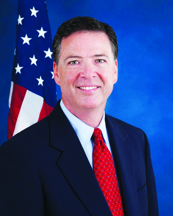 "FBI Director Comey ""YOU'RE FIRED"""