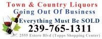 The Bugaj family Mark, Kelly, Roger and Chris Town and Country Liquors Is closing After 27 years On Ft. Myers Beach.