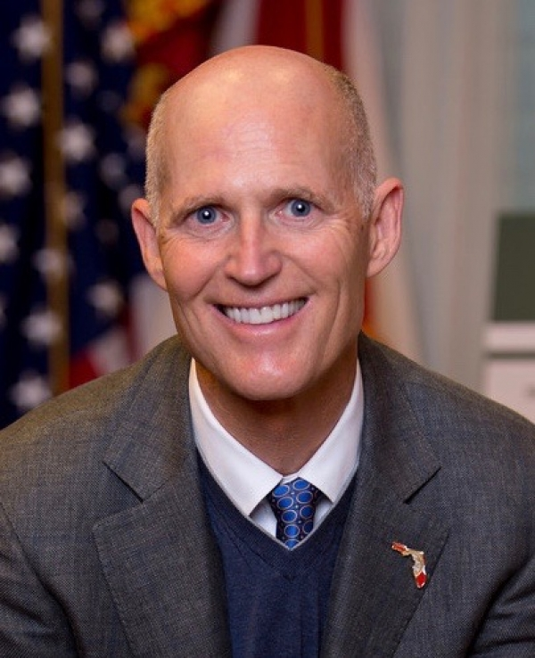 Governor Rick Scott Wants To  Boost Spending  On Environment  By $220 Million