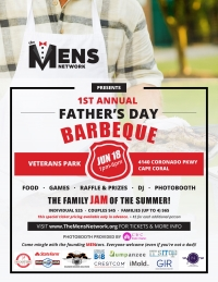 1st Annual  Father's Day BBQ