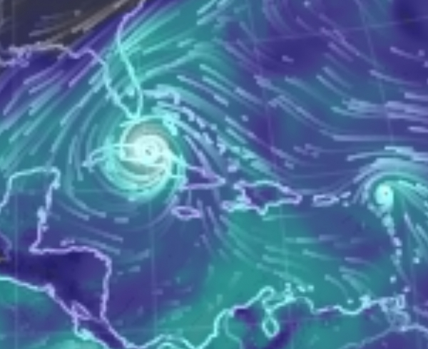 Hurricane Irma weakens Over Cuba to Cat 3: expected to strengthen again when over water!