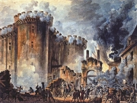 Anger Leads to Revolution: Satisfied People Do Not Storm the Bastille