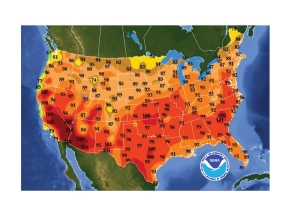 Why the 'Heat Dome' Will Scorch Nearly the Entire US This Weekend