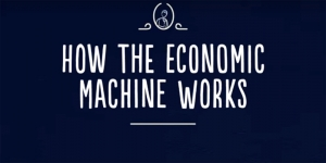 "Economics 101 -- ""How the Economic Machine Works."""