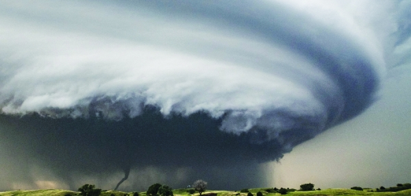 Killer Tornadoes in Southeast U.S.