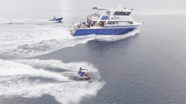 Liability For Damages, Boating Responsibility