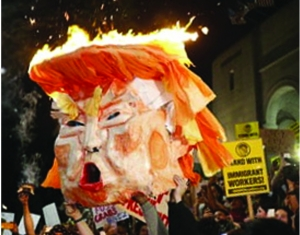 Anti-Trump Protests Across U.S