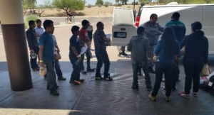 Judicial Watch Claims Department of Homeland Security is Releasing Vanloads of Illegal Aliens Into the United States